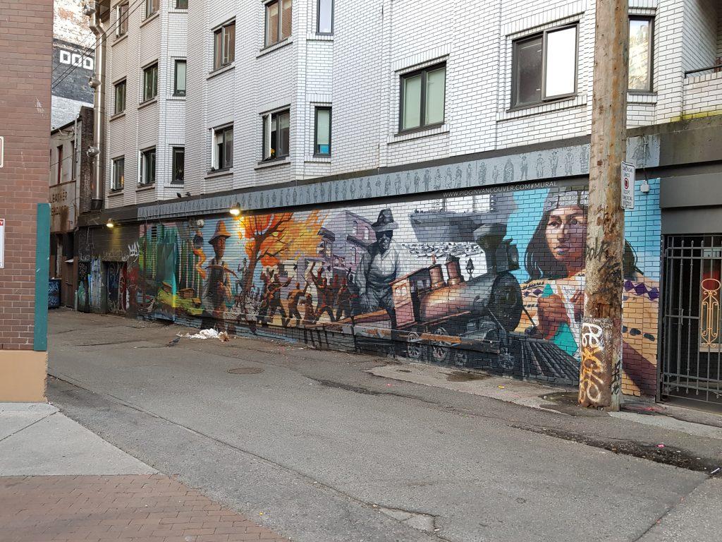 Vancouver grafitti