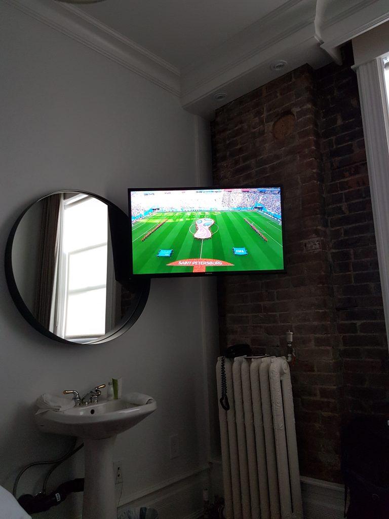 Belgium - England WK